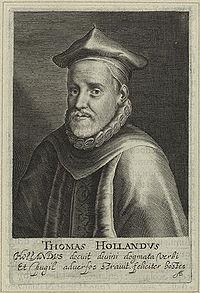 Thomas Holland 1539-1612