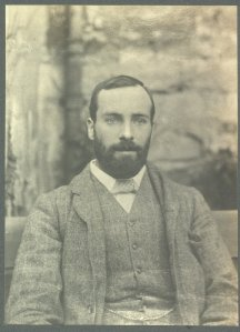 J.A.R. Munro (image supplied by Lincoln College Oxford)