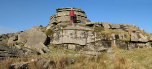 """Crockern Tor, Dartmoor"" by Smalljim - Own work. Licensed under CC BY 3.0 via Wikimedia Commons - http://commons.wikimedia.org/wiki/File:Crockern_Tor,_Dartmoor.jpg#/media/File:Crockern_Tor,_Dartmoor.jpg"