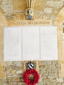 Exeter's War Memorial
