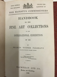 International Exhibition handbook