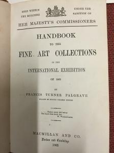 International Exhibition handbook